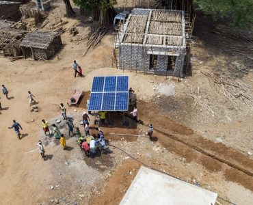 Community-work-for-rural-electrification